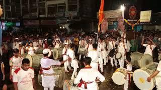 Gambar cover Jai Hanuman Dhol Tasha Pathak Chiplun 2018