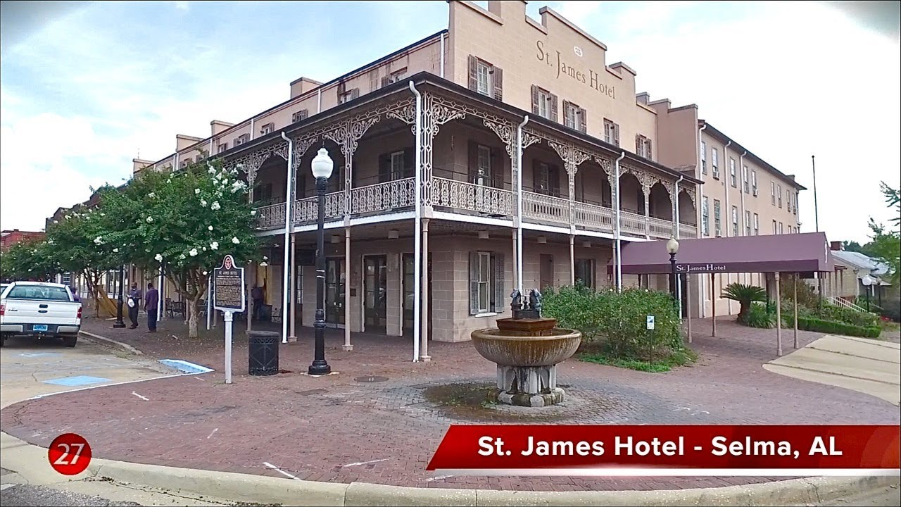 Hotel Fubu Or St James Selma Al Channel 27 News Live Update