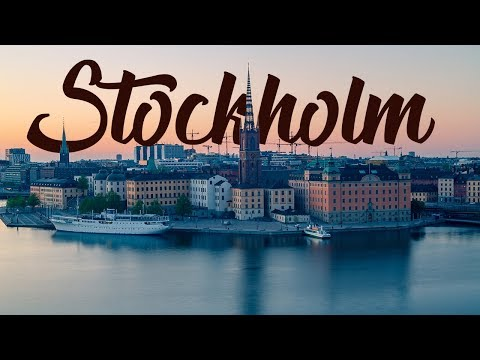 Favourite places - Photographing Stockholm