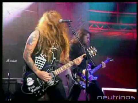 Sepultura   Refuse Resist Live Npa   Canal   France   7 02 1994