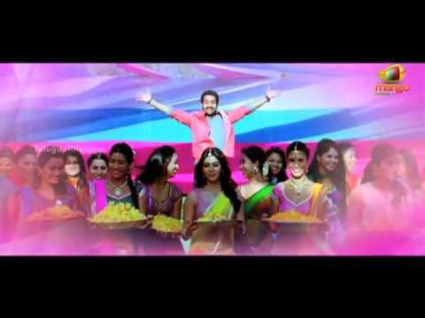 Jr NTR Punch Dialogue from Ramayya Vasthayya Movie   Jr NTR, Samantha, Shruti Hassan   YouTube