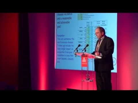 Semex UK Conference 2015 - John Fetrow, Professor of Dairy Medicine, University of Minnesota, USA