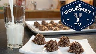 Best Chocolate Peanut-butter No Bake Cookies Recipe - Legourmettv