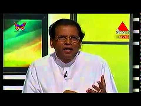 Maithripala Sirisena interview