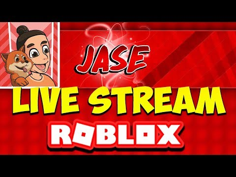 LET'S PLAY ROBLOX! LIVE STREAM FOR ROBLOX #1