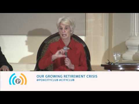 Our Growing Retirement Crisis