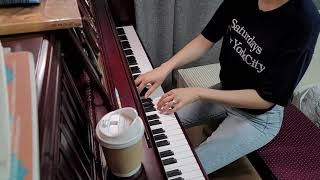 피아노2년차 취미생의 모차르트소나타k332 1악장
