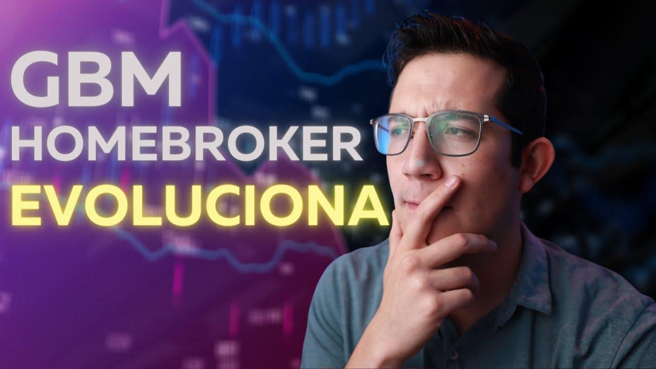 Download Cambios a GBM Homebroker: El nuevo GBM+