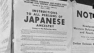 2014 August Today USA fema camps in 1942 Relocation internment/Resettlement camps Japanese Americans