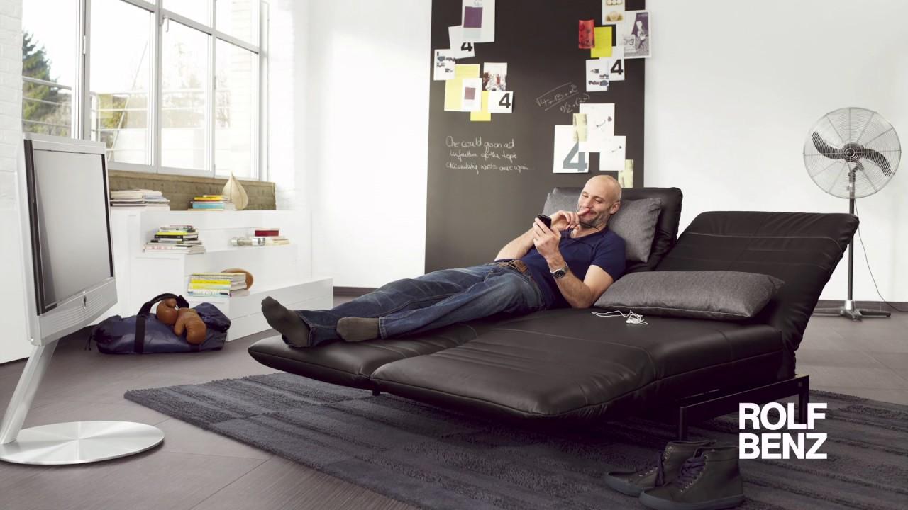 Rolf Benz Relaxfauteuil 577.Rolf Benz Plura