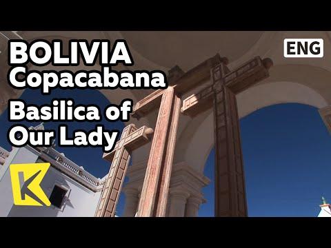 【K】Bolivia Travel-Copacabana[볼리비아 여행-코파카바나]성모 대성당/Basilica of Our Lady/Lake Titicaca