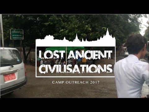 COR'17 Myanmar: Lost Ancient Civilisations (OCIP Trip)