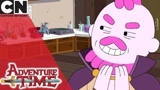 Adventure Time | Evil Uncle Creates DumDum Juice | Cartoon Network