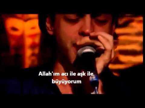 DumanHerşeyi Yak sözleri lyrics on screen