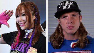 Damning Evidence Against Matt Riddle…WWE Removes Kairi Sane! Wrestling News