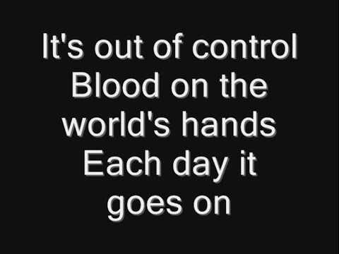 Клип Iron Maiden - Blood On the World's Hands