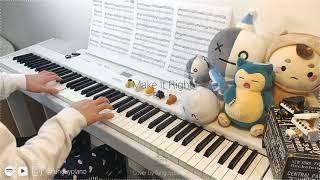 BTS「Make It Right」Piano Cover