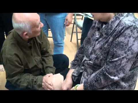 DVD03 - Đau nhượng chân, Đầu Gối, Cứng Cổ Gáy - Thầy Lý Phước Lộc