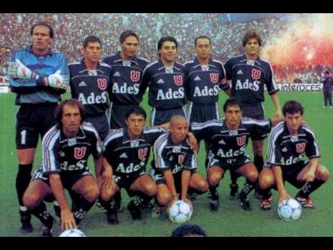Universidad de Chile vs Lazio (Italia) Amistoso 1999