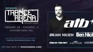 atb live trance arena chicago 24 february 2017