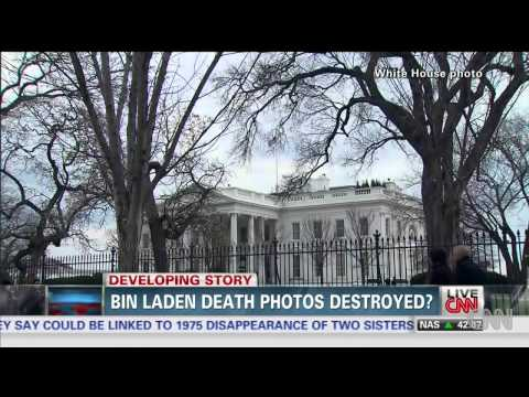 "DoD Gave Order to ""Destroy"" Bin Laden Death Photos Hours After FOIA Request"