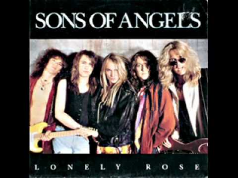 SONS OF ANGELS - LONELY ROSE.. [STILL PICTURES].flv