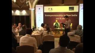 Entrepreneurship in New India - A Session with Arvind Gupta