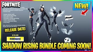 *NEW* SHADOW RISING PACK IS OUT NOW! | Fortnite News