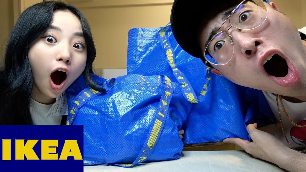 兄妹のIKEA1万円ピッタリ選手権で上手な買い物を学べる教材です。