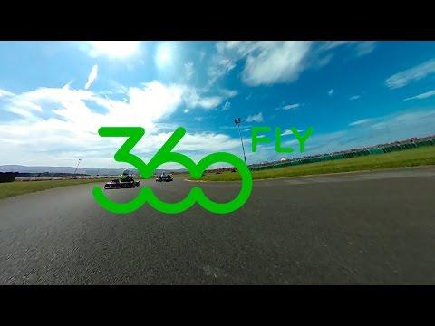 360fly Karting Jurby Isle of Man