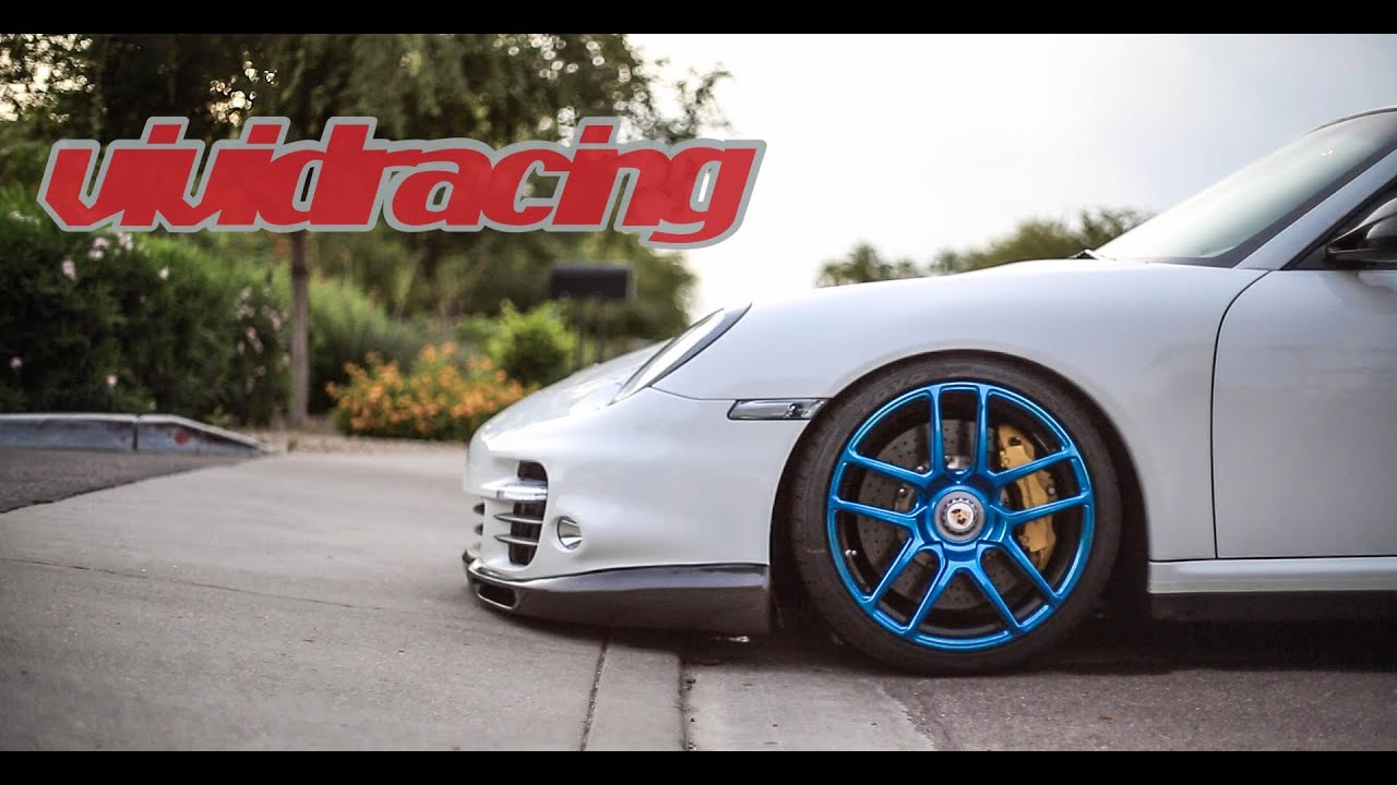 KW Coilovers Lift System HLS 2 Porsche 997 Turbo S - YouTube
