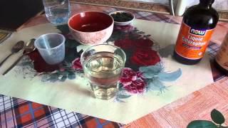 Алоэ - Рецепт для детоксикации организма и похудения с Алое