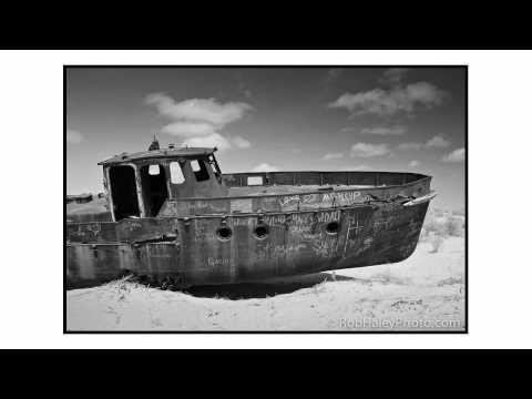 Aral Sea Wrecks | Moynak, Uzbekistan
