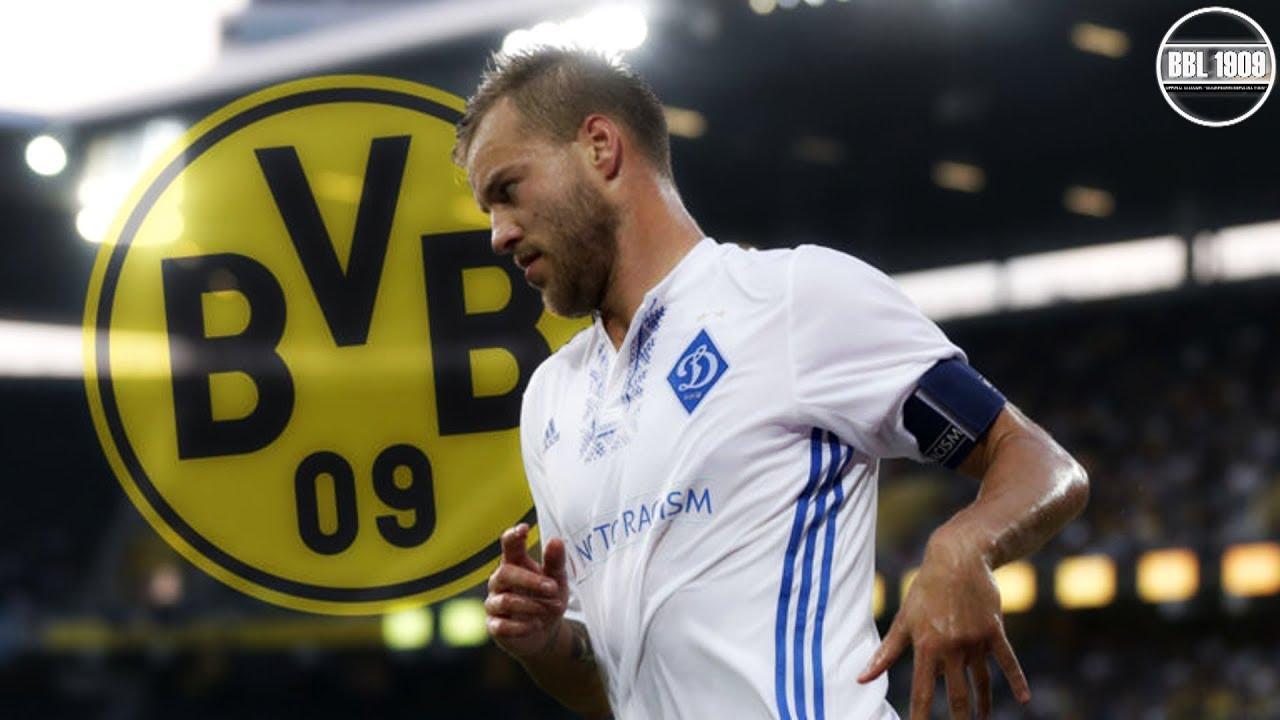 Andriy Yarmolenko • Wel e to Borussia Dortmund • 2017 18