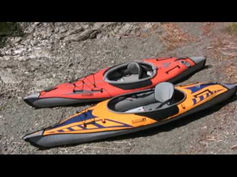 AirKayaks.com: AdvancedFrame Sport Inflatable Kayak from Advanced ...