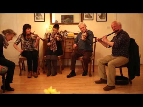Christy Barry and Friends.  House Session, Doolin.  April 2016