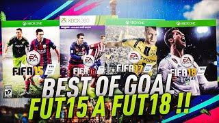 MES PLUS BEAUX BUTS DEPUIS FIFA 15 !!