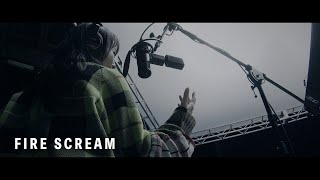 水樹奈々「FIRE SCREAM」MUSIC CLIP(Short Ver.)