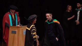NTU Graduation 2015 – Saturday 28 November 4.15pm