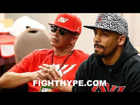 """VIRGIL HUNTER OPENS UP ON ANDRE WARD'S RETIREMENT; """"DEFINITELY"""" HAD 2 MORE YEARS OF """"GETTING BETTER"""""""