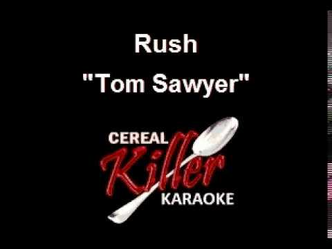 CKK - Rush - Tom Sawyer (Karaoke)
