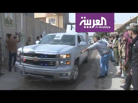 إيران نقلت نحو 50 مدرعة من أصل 200 لمليشياتها في العراق  - نشر قبل 5 ساعة