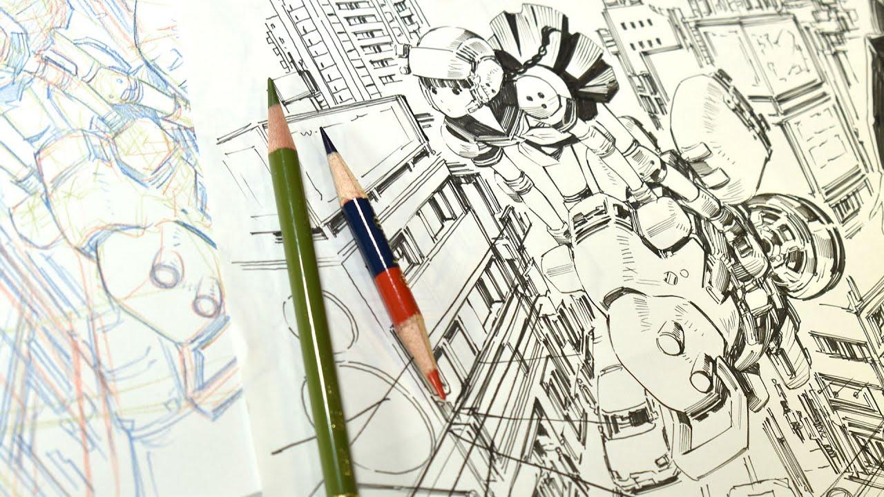 新作イメージスケッチ : Image sketch