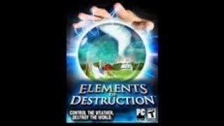 Elements Of Destruction 100% attempted live Stream