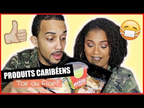 Dégustation de produits Caribéens with Ashley 😙
