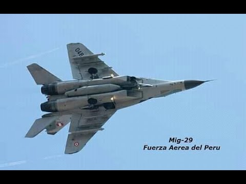 GREAT CHANGE OF MILITARY POWER the Peruvian Air Force offers a demonstration of power