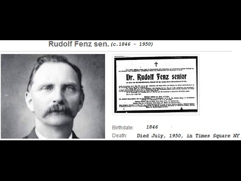 The Unexplainable Case of Rudolph Fentz: Did He Travel Forward in Time?