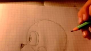- как нарисовать той Бонни по моему стилю