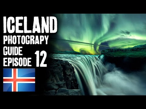 Landscape Photography, Photographing Iceland - Episode 12 - Dettifoss and Selfoss