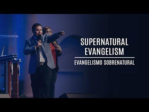 Supernatural Evangelism - Prophet Bryan Maldonado